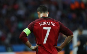 Picture football, sport, back, form, Portugal, Cristiano Ronaldo, legend, player, France, football, CR7, player, Portugal, Cristiano …