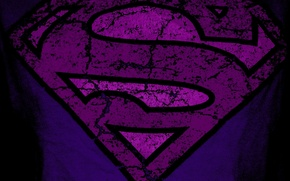 Picture icon, t-shirt, superman