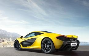 Picture McLaren, supercar, hypercar, P1