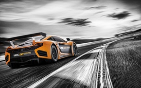 Picture McLaren, MP4, 2012, 12C, Can-Am-Edition