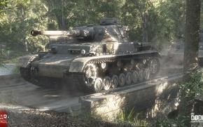 Picture tank, war, world of tanks, wot, tank, tank, war thunder, Pz.Kpfw, hibikirus