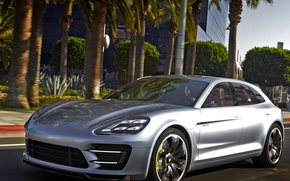 Wallpaper Concept, Porsche, Sport, Speed, The concept, Panamera, Turismo, Car, Porsche, Car, Wallpapers, Sport, Panamera, Wallpaper, ...