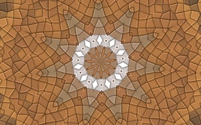 Picture mosaic, finish, imitation, texture, abstraction, pattern, ceramics