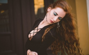 Picture face, style, model, hair, makeup, Serena