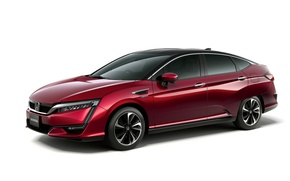 Wallpaper 2015, Honda, FCV, the concept, Concept, Honda