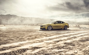 Picture car, desert, BMW, Vorsteiner, tuning, GTRS4
