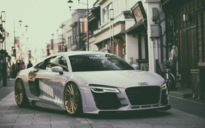 Picture Audi, audi, speed, sportcar, fast