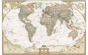Picture country, texture, world map