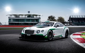 Picture Bentley, Continental, GT3, Bentley, continental