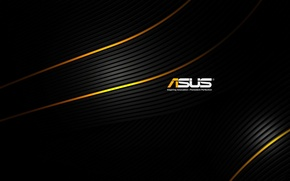 Picture logo, emblem, games, Asus