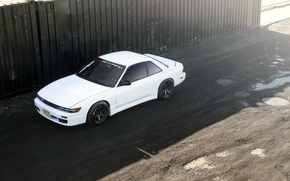 Picture Silvia, Nissan, Nissan, Sylvia, stance, S13