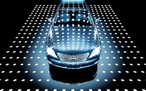 Picture Lexus, The platform, Spots