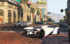 Picture The game, Rockstar, Game, Grand Theft Auto V, GTA 5