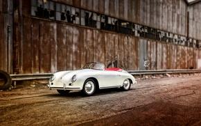 Picture Porsche, Porsche, 1955, Speedster, Reutter, 356A