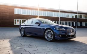 Picture BMW, BMW, sedan, F10, Alpina, Limousine, Bi-Turbo, 2015, Edition 50