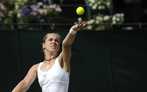 Wallpaper tennis, Sabine Lisicki, racquet