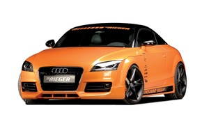 Picture Audi, Audi, coupe, 2010, Coupe, Rieger
