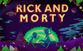 Picture cartoon, Rick, Rick and Morty, Justin Roiland, Rick And Morty, Dan Harmon, Morty