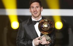 Picture Argentina, Lionel Messi, Lionel Messi, Barcelona, Golden ball