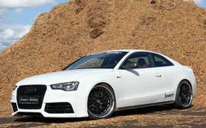 Picture Audi, Audi, tuning, white, 2012, Germany, Coupe, Turbo, Luxury, Tuner, Senner, Sports car, V-6
