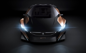 Picture Concept, Peugeot, Onyx