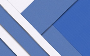 Picture white, line, abstraction, blue, geometry, material
