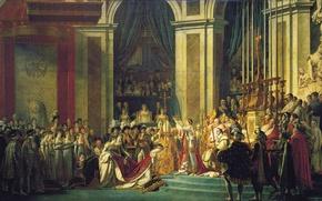 Picture France, Napoleon, Coronation, Royal