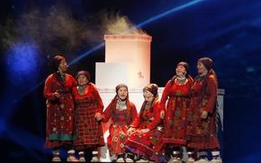 Picture scene, oven, Russia, Russian, Eurovision, speech, Buranovskie babushki, artist