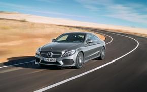 Picture Mercedes-Benz, Mercedes, AMG, Coupe, C-Class, 2015, C205