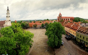 Picture Street, area, Lithuania, Lithuania, Kaunas old town