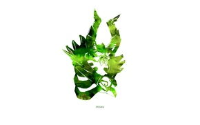 Picture Minimalism, games, defense of the ancients, dota 2, Pugna