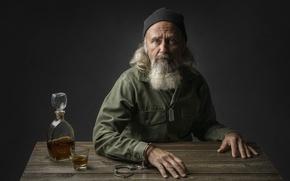 Picture Model, Kevin Lee, Prisioner