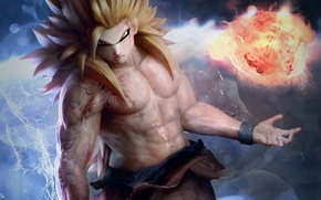 Picture light, fire, flame, game, anime, water, power, man, tatoo, dragon, martial artist, warrior, manga, japanese, …