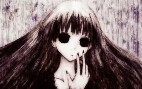 Picture zombies, the corpse, art, undead, Shiki, Kiriši The Appropriate Sunako, Dead, Ryu Fujisaki