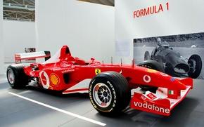 Picture Ferrari, V10, F2002