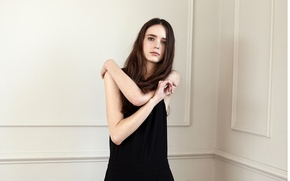 Picture pose, style, actress, model, Stacy Martin, Stacy Martin