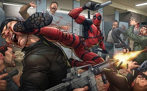 Picture Weapons, Deadpool, Deadpool