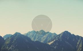 Wallpaper beautiful, mountains, nature