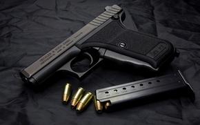 Picture weapons, German gun, Heckler & Koch