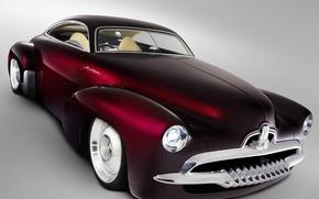 Wallpaper auto, Classic, cherry