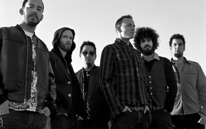 Picture linkin park, mike, band