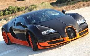 Picture car, Bugatti, Veyron, supercar, wallpapers, Super Sport, 16.4