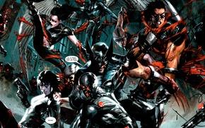 Picture x-men, X men, game., x-force