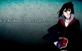 Wallpaper Sasuke Uchiha, Sasuke, Naruto Shippuden, Naruto: Shippuuden