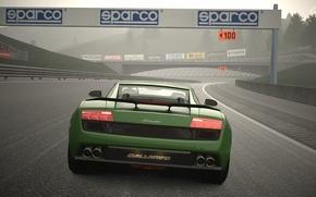 Picture Lamborghini, Gallardo, Green, LP560