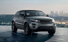 Picture the city, coupe, panorama, Victoria Beckham, Victoria Beckham, Land Rover, Range Rover, Coupe, the front, …