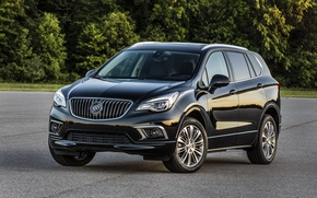 Picture crossover, Buick, Buick, Envision, Invision