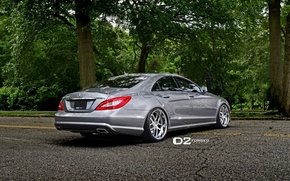 Picture Mercedes-Benz, CLS 550, d2 forged