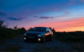 Picture BMW, E60, BMW5