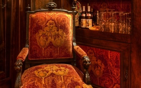 Picture armchair, Chair, furniture, hans Zimmer studio, Japanese alcoholic beverage